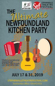 The Ultimate Newfoundland Kitchen Party @ Stephenville Arts and Culture Centre