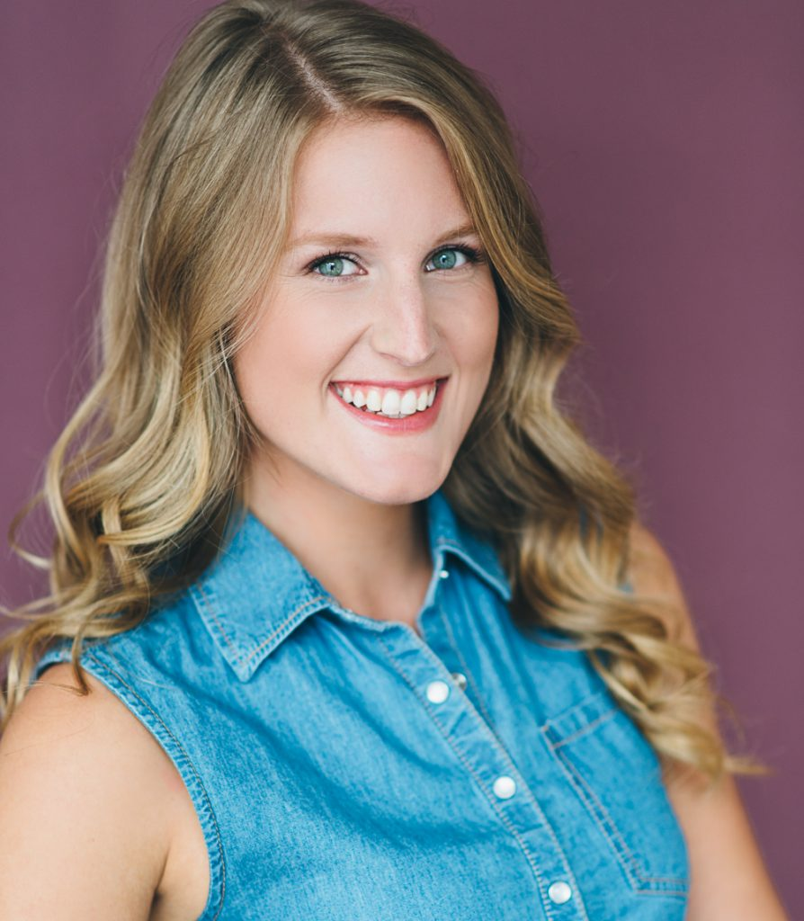 Headshot of Justine Grimes