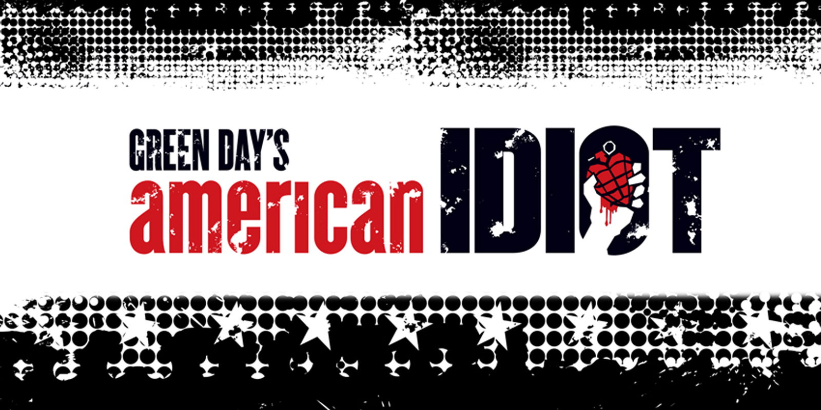 artwork for American Idiot