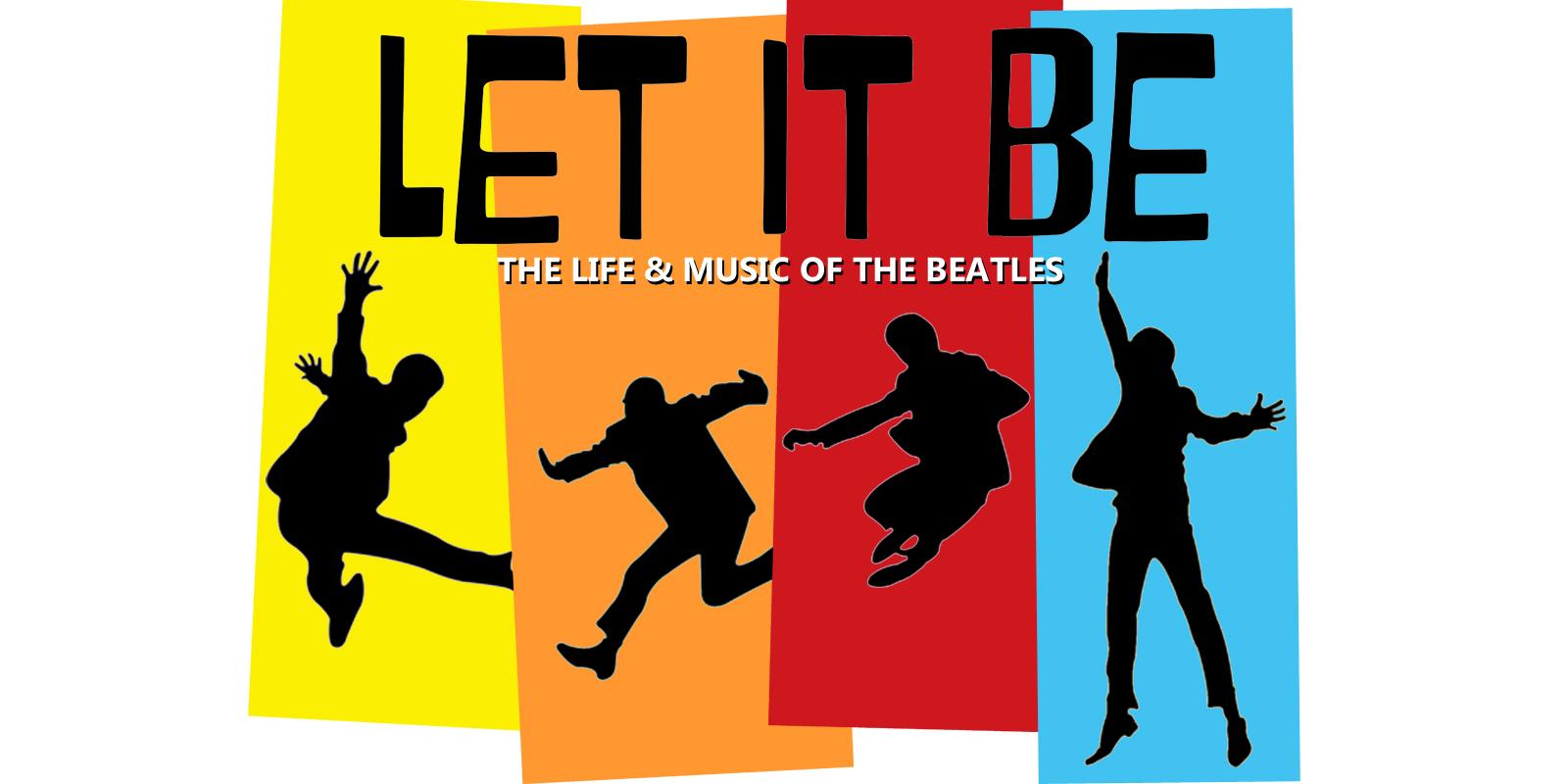 artwork for Let it Be