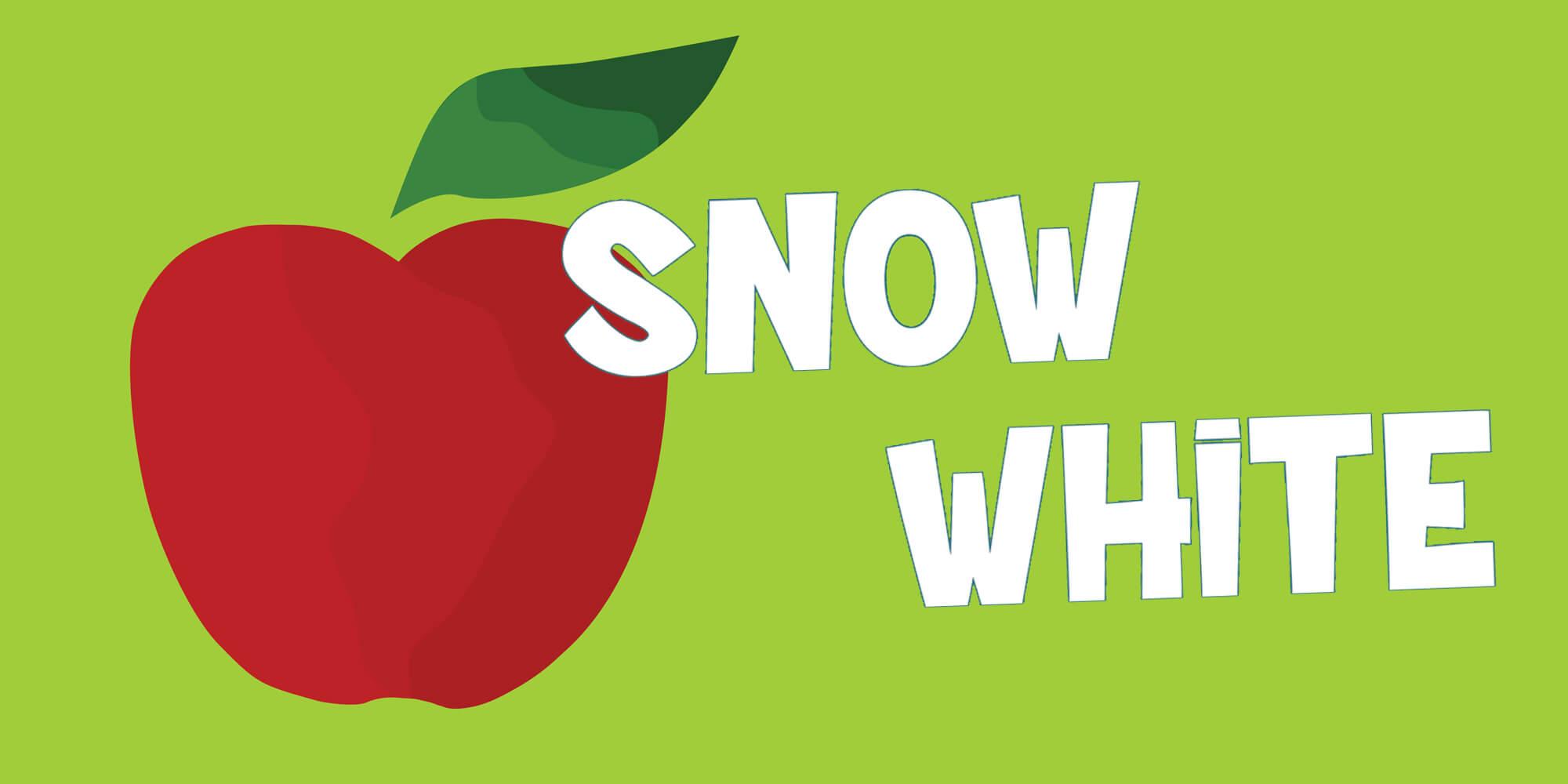 Snow White Web Banner
